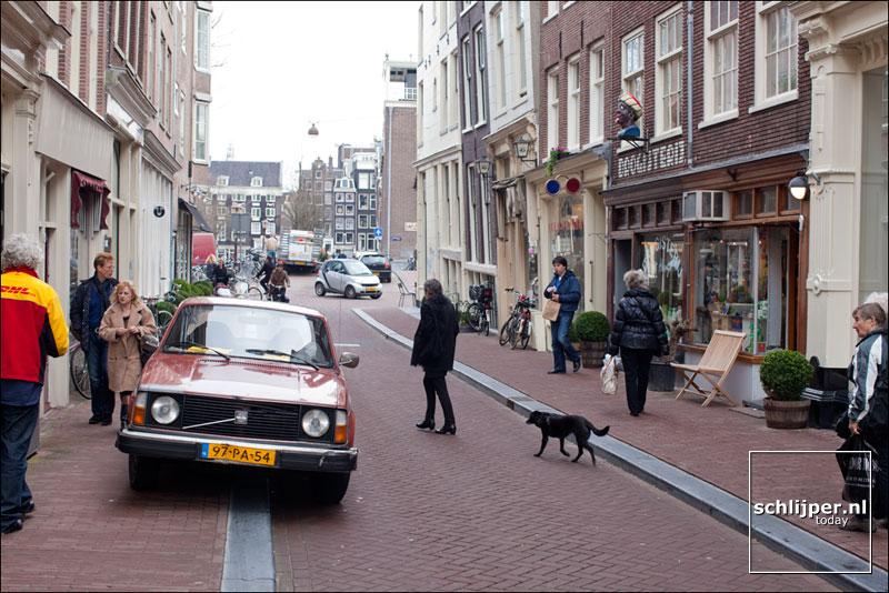 Nederland, Amsterdam, 12 maart 2012