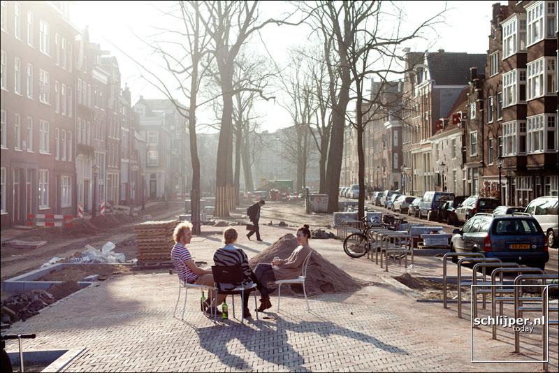 Nederland, Amsterdam, 15 maart 2012