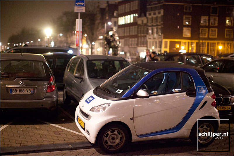 Nederland, Amsterdam, 16 maart 2012