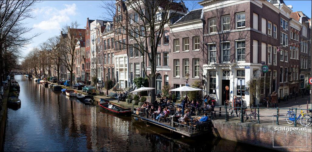 Nederland, Amsterdam, 19 maart 2012