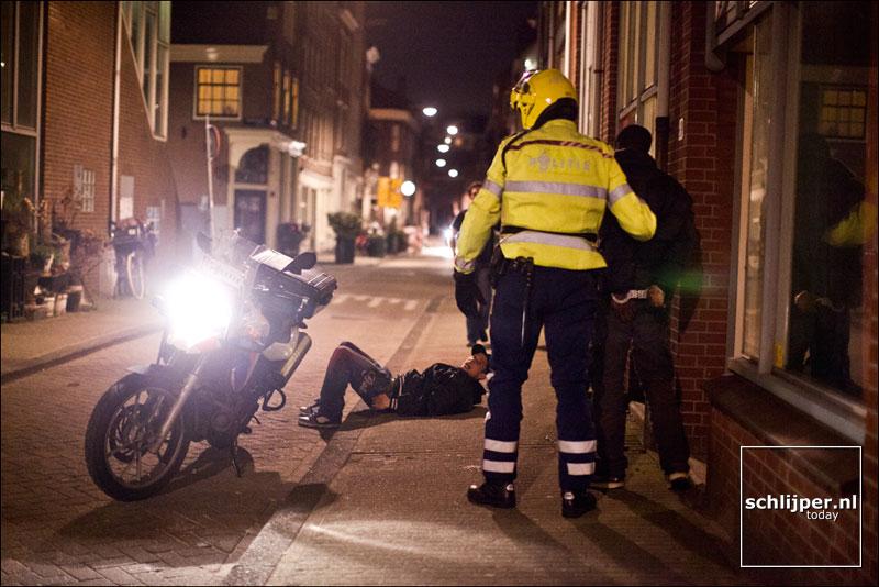 Nederland, Amsterdam, 20 maart 2012