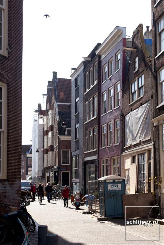 Nederland, Amsterdam, 26 maart 2012