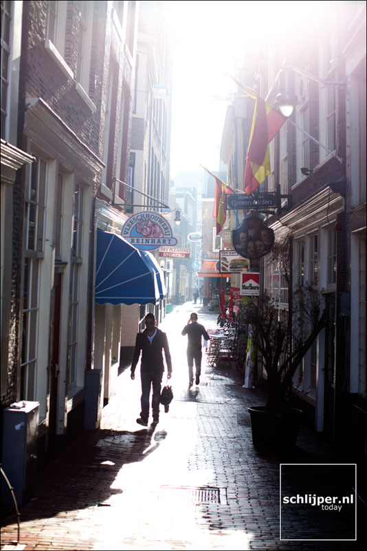 Nederland, Amsterdam, 27 maart 2012