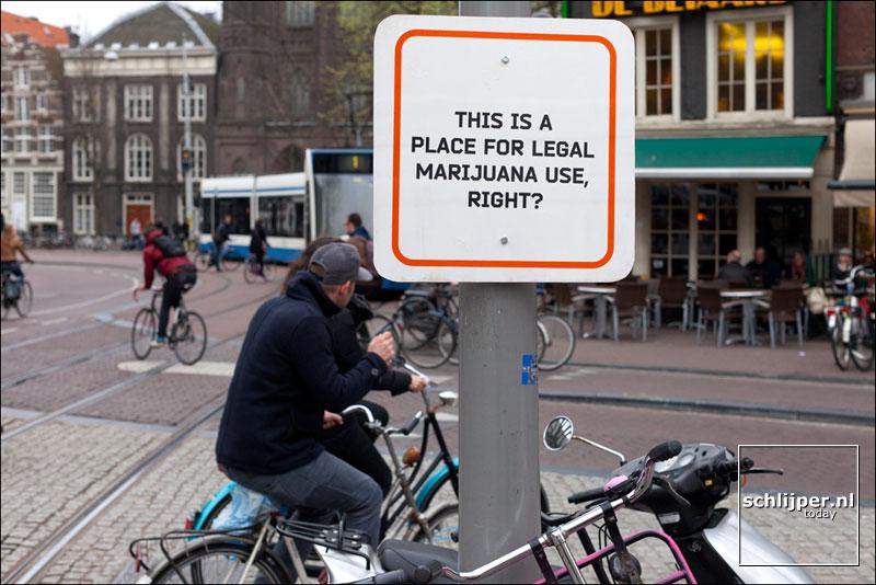 Nederland, Amsterdam, 30 maart 2012
