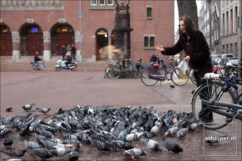 Nederland, Amsterdam, 4 april 2012