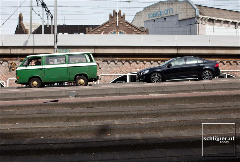 Nederland, Amsterdam, 6 april 2012