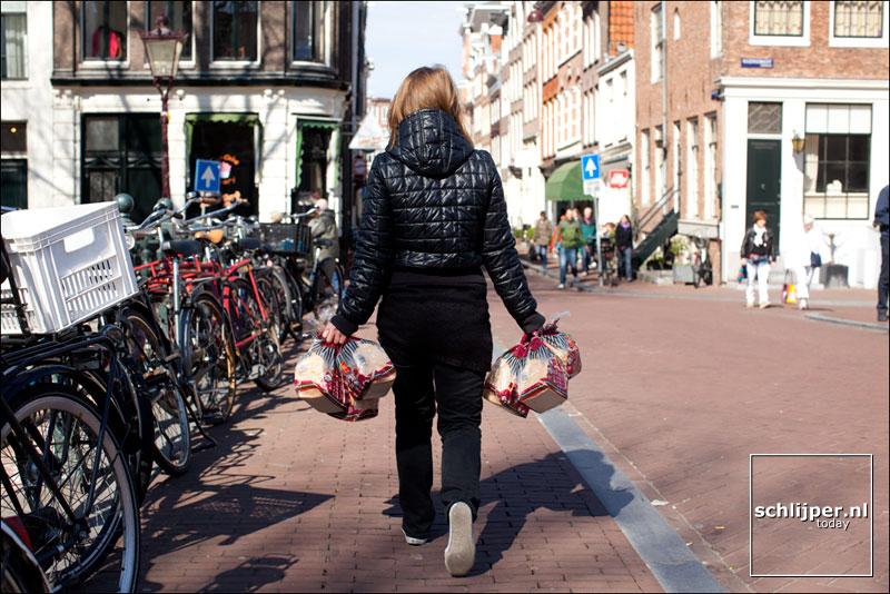 Nederland, Amsterdam, 8 april 2012