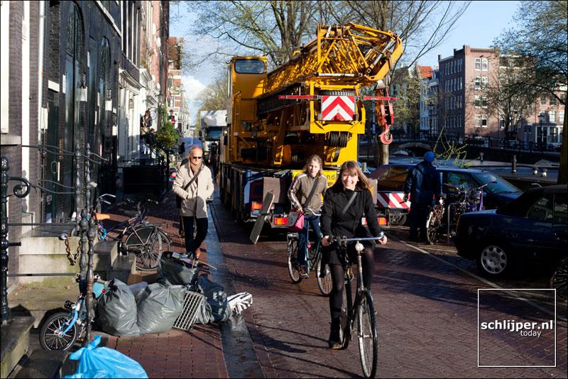 Nederland, Amsterdam, 16 april 2012