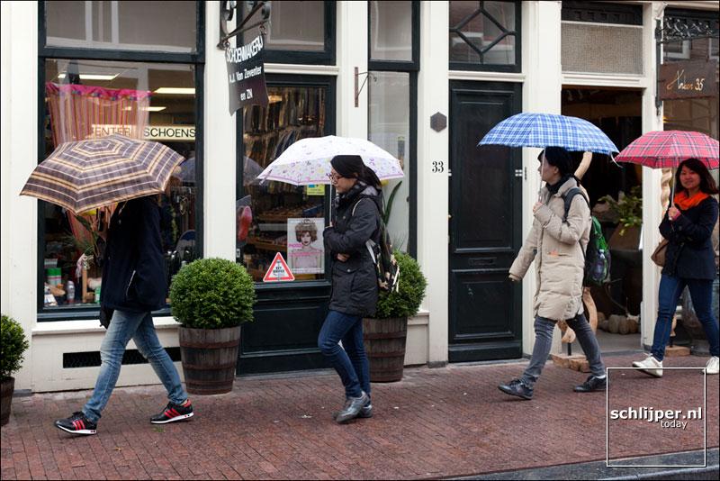 Nederland, Amsterdam, 18 april 2012