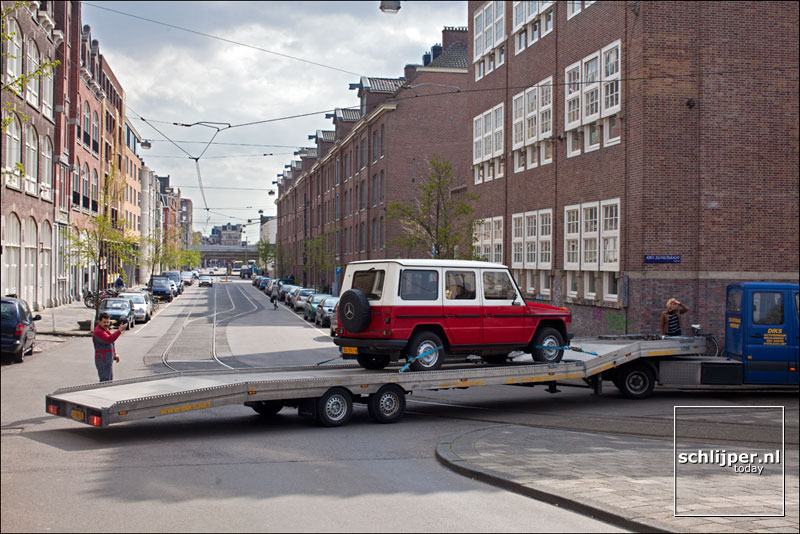 Nederland, Amsterdam, 19 april 2012
