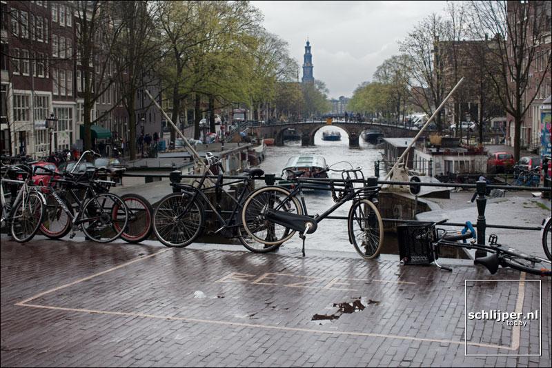 Nederland, Amsterdam, 21 april 2012
