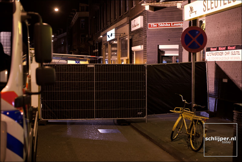Nederland, Amsterdam, 22 april 2012