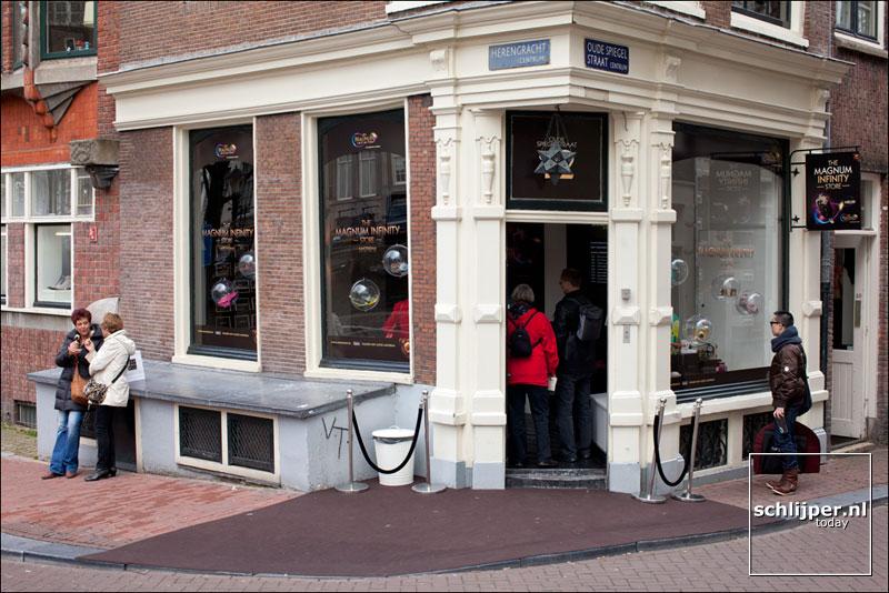 Nederland, Amsterdam, 24 april 2012