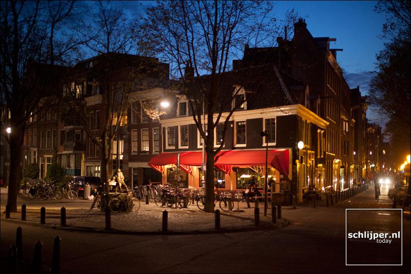 Nederland, Amsterdam, 1 mei 2012