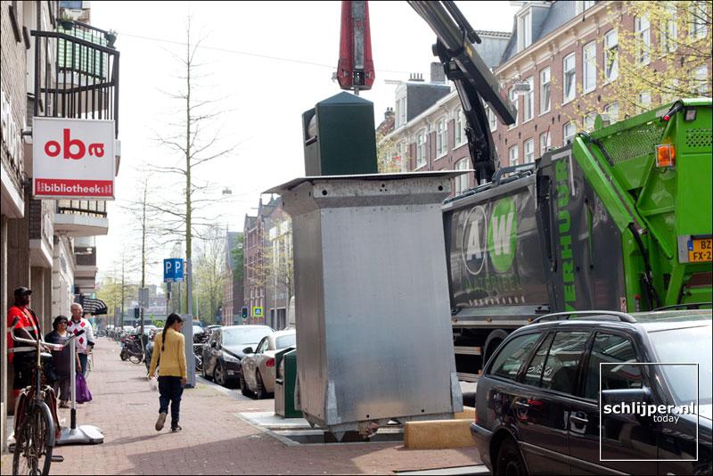 Nederland, Amsterdam, 2 mei 2012