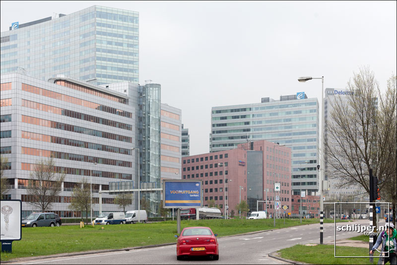 Nederland, Amsterdam, 3 mei 2012