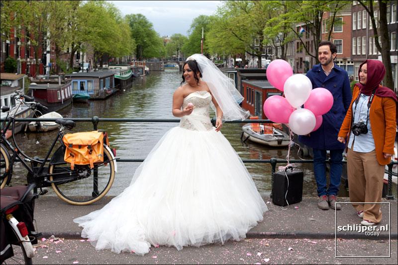 Nederland, Amsterdam, 5 mei 2012