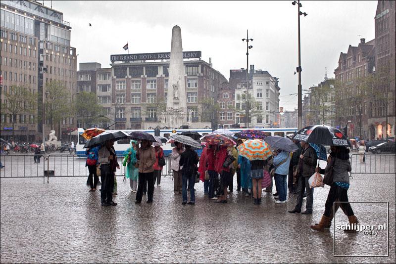 Nederland, Amsterdam, 9 mei 2012