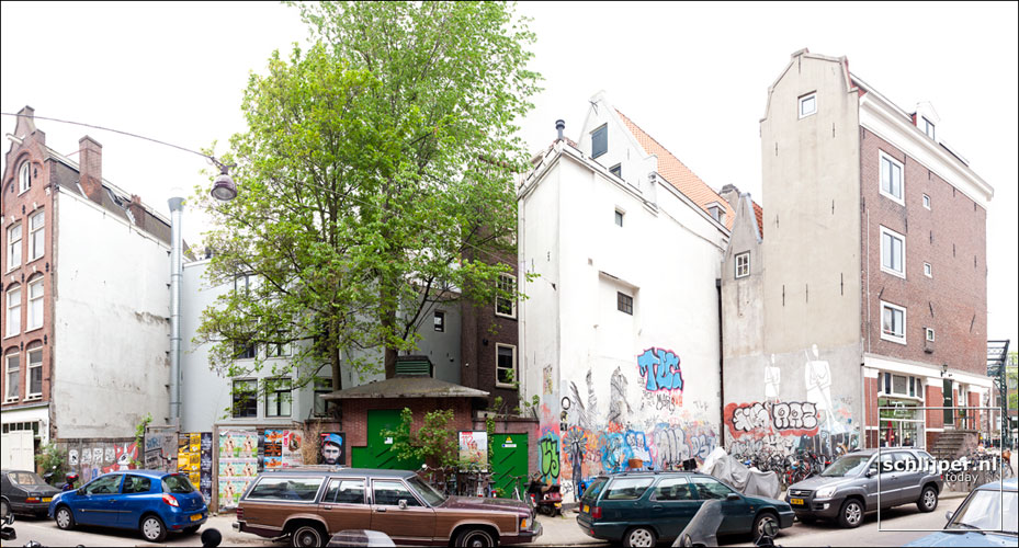 Nederland, Amsterdam, 11 mei 2012
