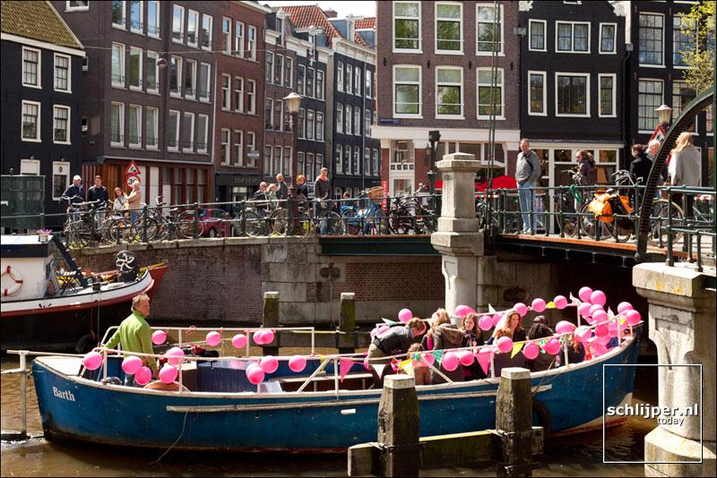 Nederland, Amsterdam, 12 mei 2012