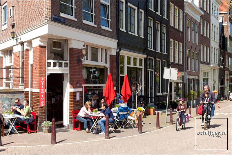 Nederland, Amsterdam, 13 mei 2012