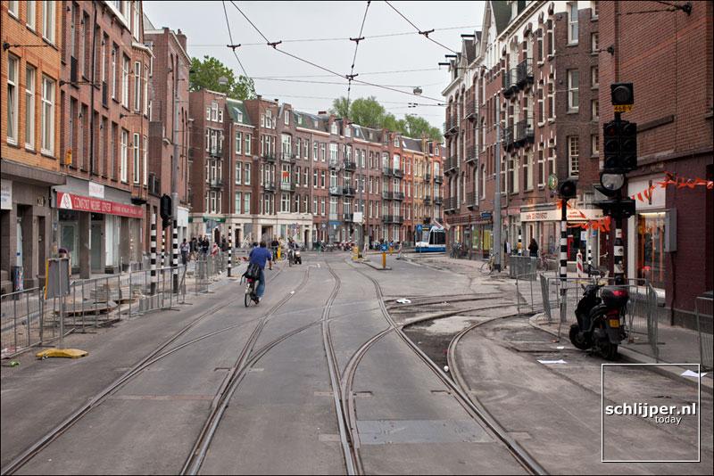 Nederland, Amsterdam, 18 mei 2012