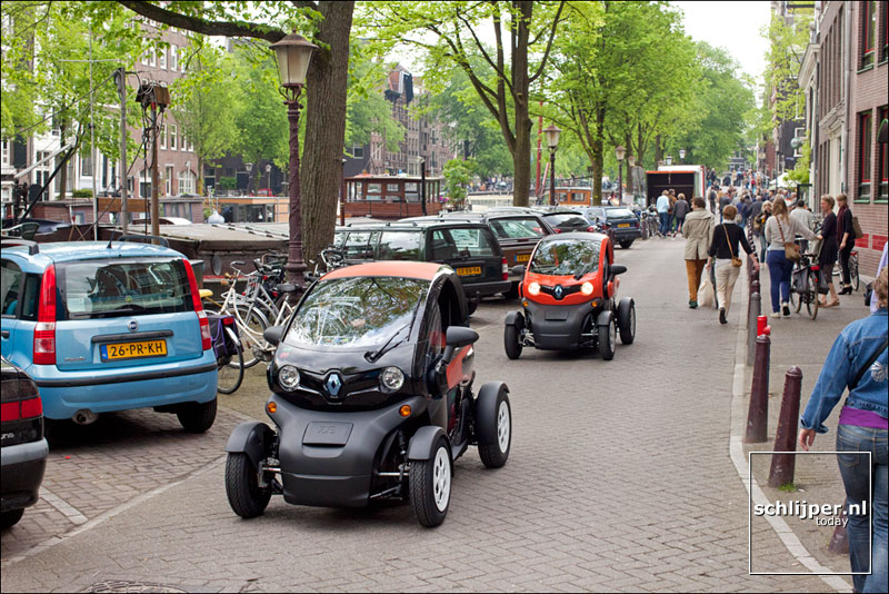 Nederland, Amsterdam, 19 mei 2012