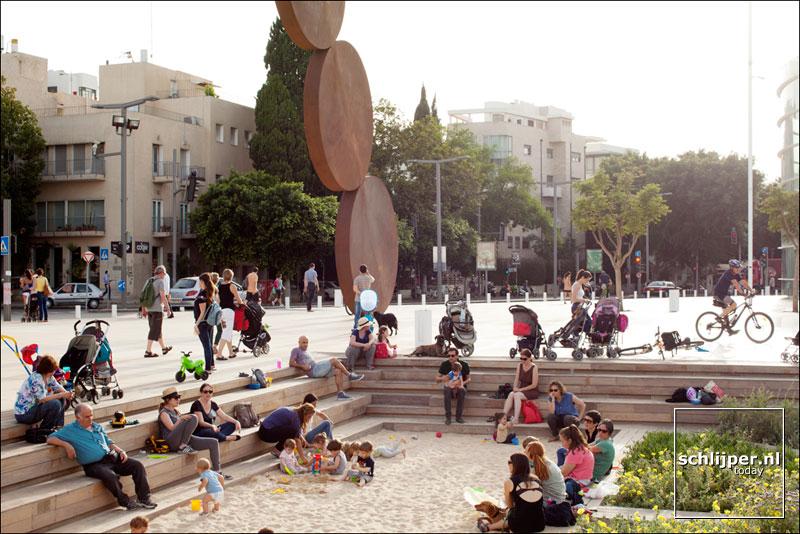 Israel, Tel Aviv, 22 mei 2012