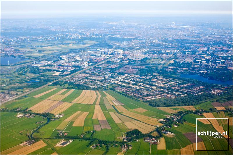 Nederland, Amsterdam Zuidoost, 28 mei 2012