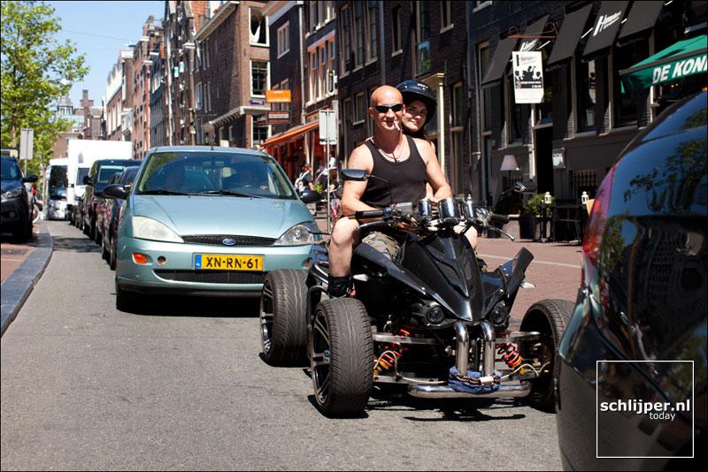 Nederland, Amsterdam, 28 mei 2012