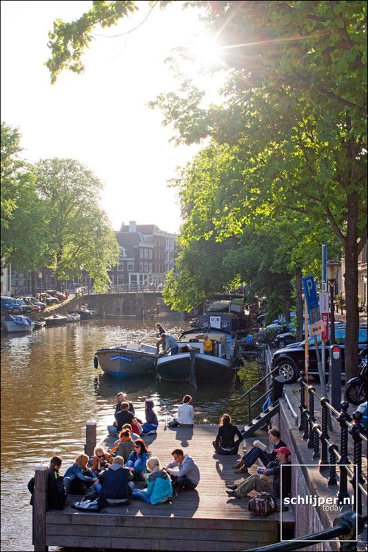 Nederland, Amsterdam, 6 juni 2012