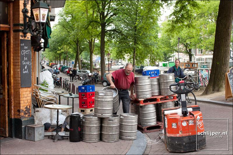 Nederland, Amsterdam, 7 juni 2012