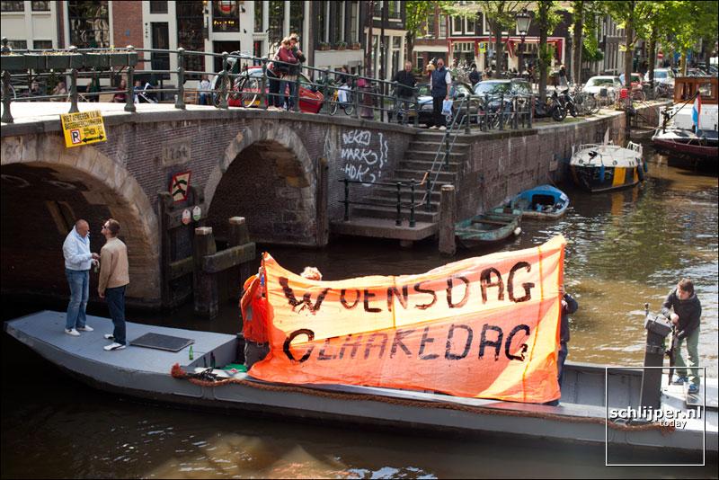 Nederland, Amsterdam, 13 juni 2012
