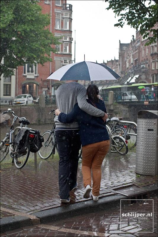 Nederland, Amsterdam, 15 juni 2012