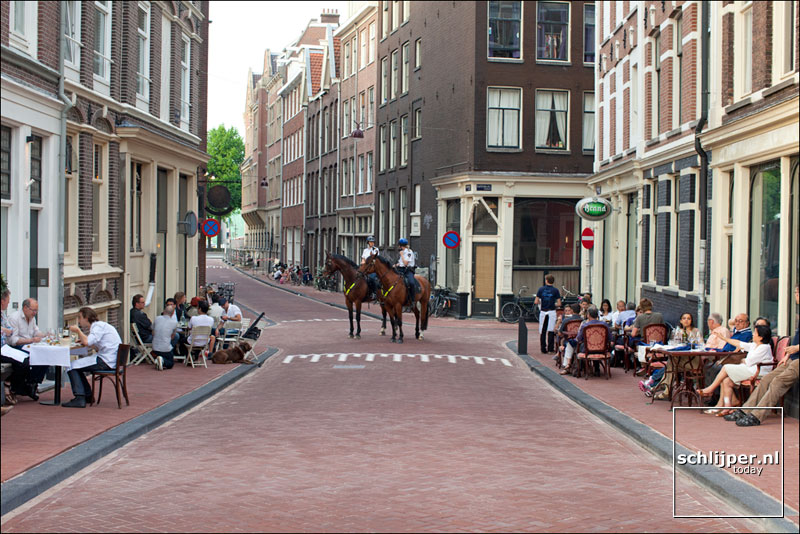 Nederland, Amsterdam, 28 juni 2012
