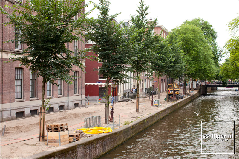 Nederland, Amsterdam, 7 juli 2012