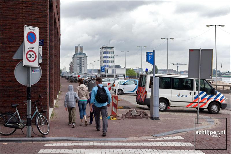 Nederland, Amsterdam, 9 juli 2012
