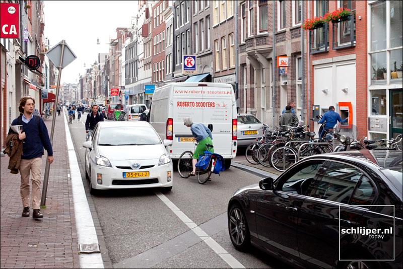 Nederland, Amsterdam, 10 juli 2012