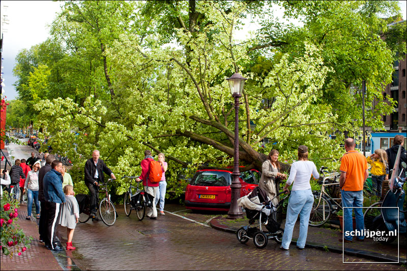 Nederland, Amsterdam, 11 juli 2012