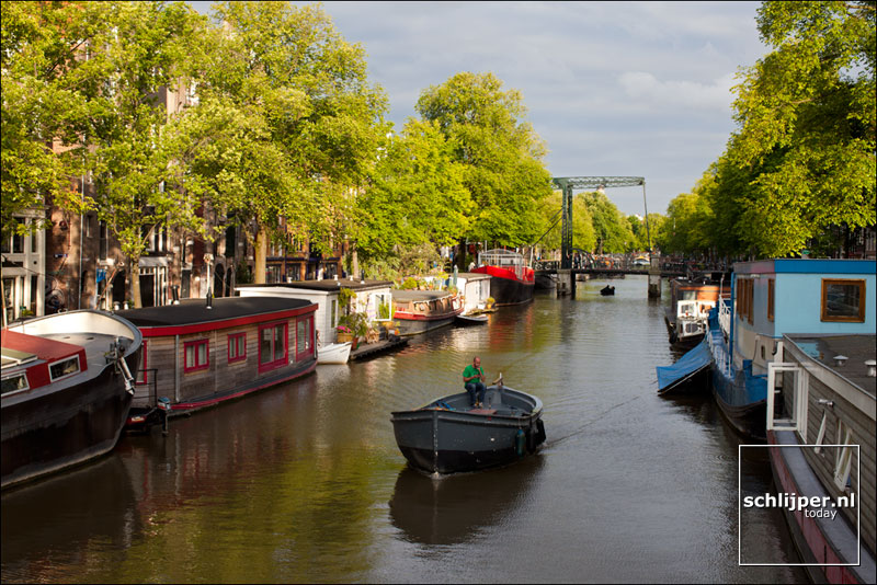 Nederland, Amsterdam, 13 juli 2012