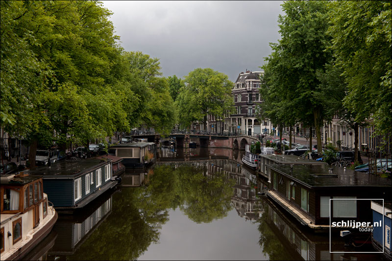 Nederland, Amsterdam, 14 juli 2012