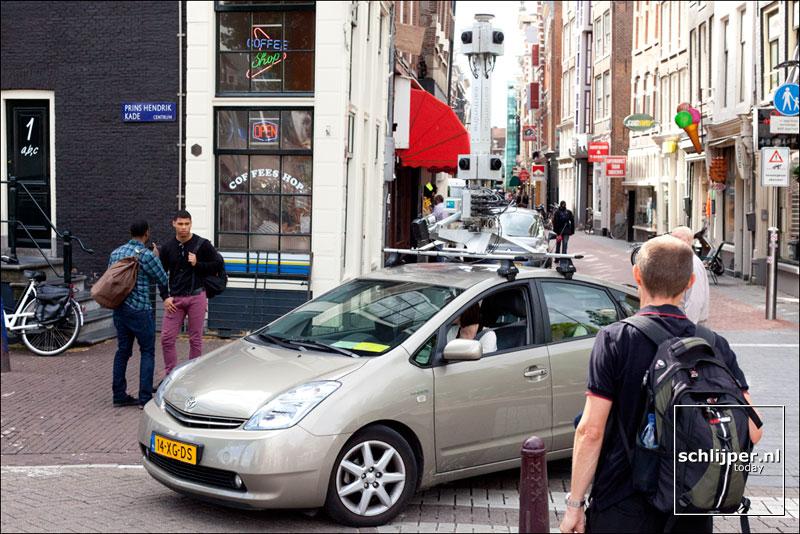 Nederland, Amsterdam, 16 juli 2012