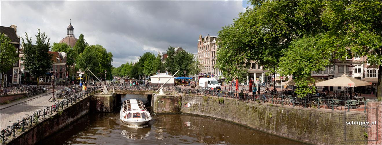 Nederland, Amsterdam, 19 juli 2012