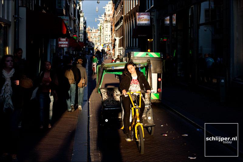 Nederland, Amsterdam, 21 juli 2012