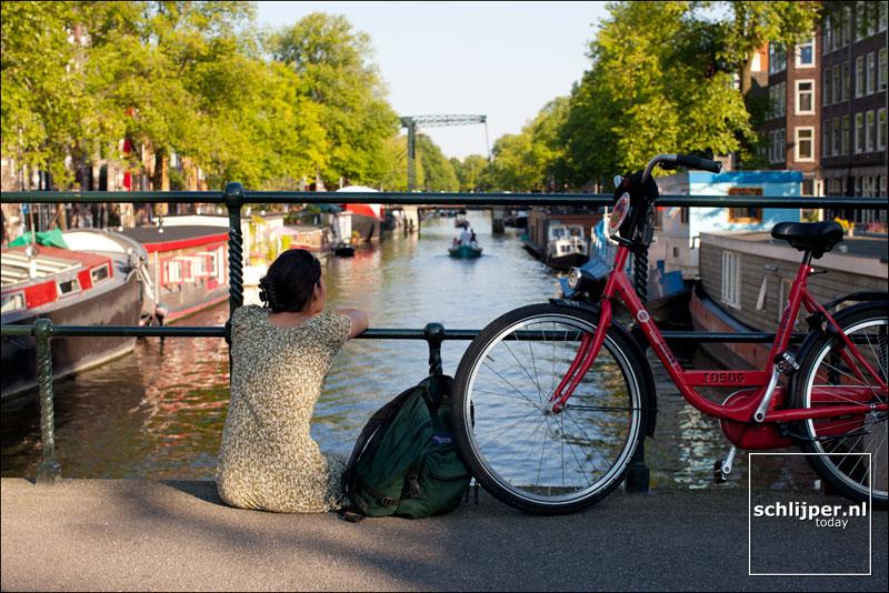 Nederland, Amsterdam, 24 juli 2012