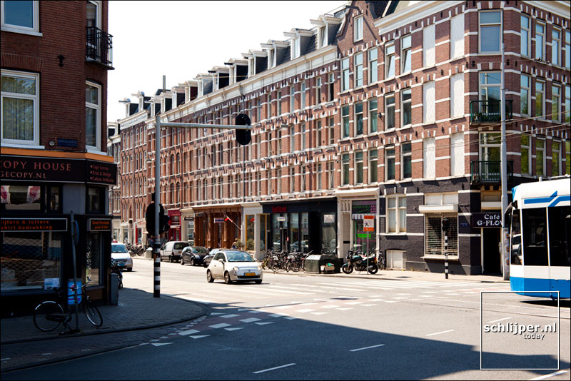 Nederland, Amsterdam, 26 juli 2012