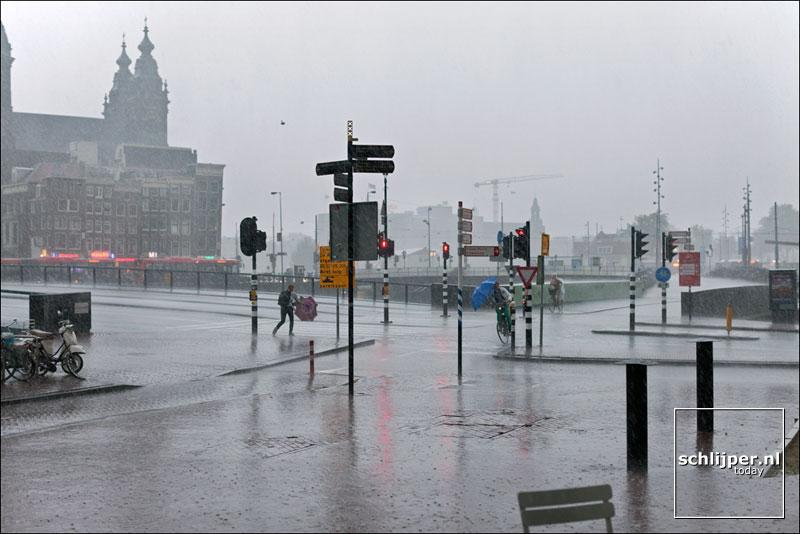 Nederland, Amsterdam, 1 augustus 2012