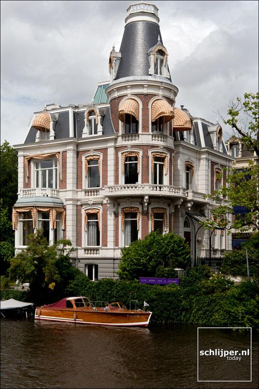 Nederland, Amsterdam, 2 augustus 2012