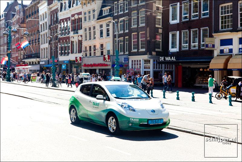 Nederland, Amsterdam, 3 augustus 2012