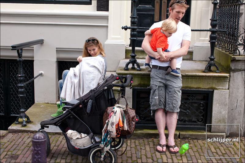 Nederland, Amsterdam, 4 augustus 2012